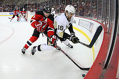 November 16, 2013: Pittsburgh Penguins at New Jersey Devils