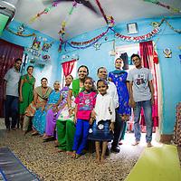 Savita Macwan Family