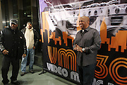 New York, NY-February 5: Ralph McDaniels, founder, Video Music Box, attends the Video Music Box 30 Kick-Off Celebration held at The Schomburg Center for Research in Black Culture on February 5, 2013 in the village of Harlem, New York City. Created in 1983 by Ralph McDaniels, Video Music Box is one of the most influential television shows to give urban artists mainstream exposure. The series is the first to feature hip hop videos primarily.  (Terrence Jennings)