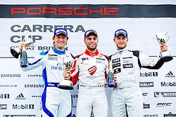 Dino Zamparelli | GT Marques | #88 Porsche 911 GT3 Cup | Porsche Carrera Cup GB | Race 1 - Mandatory byline: Rogan Thomson/JMP - 19/06/2016 - MOTORSPORT - Croft Circuit - Dalton-on-Tees, England - BTCC Meeting Day 2.