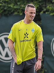 13.05.2011, Trainingsgelaende Werder Bremen, Bremen, GER, 1.FBL, Training Werder Bremen, im Bild Marko Arnautovic (Bremen #7)   EXPA Pictures © 2011, PhotoCredit: EXPA/ nph/  Frisch       ****** out of GER / SWE / CRO  / BEL ******
