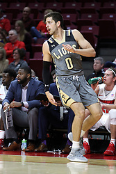 NORMAL, IL - November 24: Luka Radosevic during a college basketball game between the ISU Redbirds  and the Lindenwood Lions on November 24 2018 at Redbird Arena in Normal, IL. (Photo by Alan Look)
