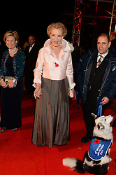 PRINCESS MICHAEL OF KENT at the Collars & Coats Gala Ball in aid of Battersea Dogs & Cats Home held at Battersea Evolution, Battersea Park, London on 7th November 2013.