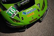 September 29, 2016: IMSA Petit Le Mans, #16 Richard Antinucci, Spencer Pumpelly, Corey Lewis, Change Racing, Lamborghini Huracán GT3