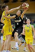 20120920 FIBA Oceania U19 Championship Tall Ferns