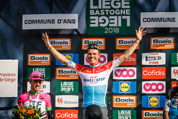 2018 Liège - Bastogne - Liège (UCI WorldTour), Belgium, 22 April 2018, Photo by Thomas van Bracht / PelotonPhotos.com