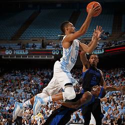 2014-10-24 Fayetteville State at North Carolina basketball