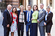 Group Corporate Portrait.