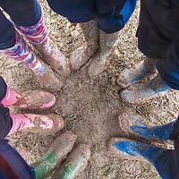Muddy Boots at the East Clare Harriers 2015 Killaloe point to point