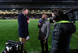 BT Sport  - Mandatory by-line: Alex Davidson/JMP - 22/12/2017 - RUGBY - Sixways Stadium - Worcester, England - Worcester Warriors v London Irish - Aviva Premiership