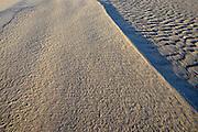 Nederland, Scheveningen, 16-9-2012Zand op het strand.Foto: Flip Franssen/Hollandse Hoogte