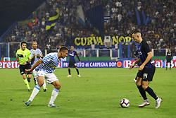 """Foto Filippo Rubin<br /> 07/10/2018 Ferrara (Italia)<br /> Sport Calcio<br /> Spal - Inter - Campionato di calcio Serie A 2018/2019 - Stadio """"Paolo Mazza""""<br /> Nella foto: IVAN PERISIC (INTER)<br /> <br /> Photo Filippo Rubin<br /> October 07, 2018 Ferrara (Italy)<br /> Sport Soccer<br /> Spal vs Inter - Italian Football Championship League A 2018/2019 - """"Paolo Mazza"""" Stadium <br /> In the pic: IVAN PERISIC (INTER)"""
