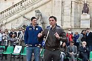 DESCRIZIONE : Roma Trofeo delle Regioni Cesare Rubini Kinder+Sport 2015 - Cerimonia di Apertura<br /> GIOCATORE : Davide Bonora<br /> SQUADRA : FIP Federazione Italiana Pallacanestro <br /> EVENTO : Trofeo delle Regioni Cesare Rubini Kinder+Sport 2015 - Cerimonia di Apertura<br /> GARA : Trofeo delle Regioni Cesare Rubini Kinder+Sport 2015 - Cerimonia di Apertura<br /> DATA : 01/04/2015<br /> CATEGORIA : Conferenza<br /> SPORT : Pallacanestro <br /> AUTORE : Agenzia Ciamillo-Castoria/GiulioCiamillo
