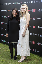 Haifaa Al-Mansour, Dakota Fanning attend 'MIU MIU Women's Tales' photocall during the 75th Venice Film Festival at Sala Casino on September 2, 2018 in Venice, Italy. Photo by Marco Piovanotto/Abacapress.com