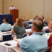 Continuing Education - APhA Pharmacy-based Immunization Delivery with Jeff Allison. Cardinal Health RBC 2016, Chicago. Photo by Alabastro Photography.