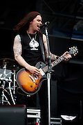 Alter Bridge performing at Rock on the Range at Crew Stadium in Columbus, OH on May 21, 2011