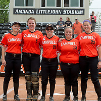 Softball_vs_UNCW_Senior Day