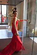 SUSANNAH FIELDING, Olivier Awards 2012, Royal Opera House, Covent Garde. London.  15 April 2012.