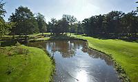 ENSCHEDE - Golfbaan- Het Rijk van SYBROOK, hole   Oost 5 .COPYRIGHT KOEN SUYK