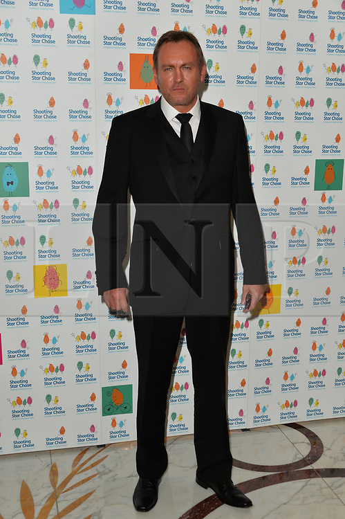 © Licensed to London News Pictures. 30/09/2017. London, UK. PHILLIP GLENISTER attends The Shooting Stars Chase Ball at the Dorchester Hotel. The leading children's hospice cares for babies, children and young people with life-limiting conditions, and their families. The Ball is the charity's flagship event and hopes to raise in excess of £100,000 to provide nursing, medical and emotional support to families going through unimaginable circumstances. Photo credit: Ray Tang/LNP