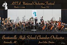 Bentonville High School Chamber Orchestra
