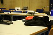 Landgericht Prozessauftakt