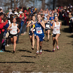 New England High School XC Championship, Amy Laverty, Cumberland