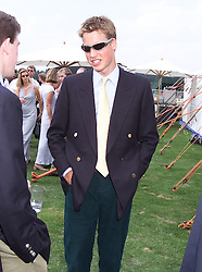 HRH PRINCE WILLIAM at a polo match in Berkshire on 25th July 1999.<br /> MUM 9