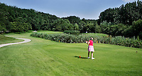 HALFWEG - Hole 13, Golfclub Houtrak. COPYRIGHT KOEN SUYK