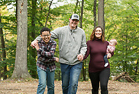 Cote family session.  ©2019 Karen Bobotas Photographer