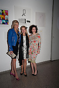 NADJA SWAROVSKI; IWONA BLAZWICK; MOLLIE DENT-BROCKLEHURST Swarovski Whitechapel Gallery Art Plus Opera,  An evening of art and opera raising funds for the Whitechapel Education programme. Whitechapel Gallery. 77-82 Whitechapel High St. London E1 3BQ. 15 March 2012
