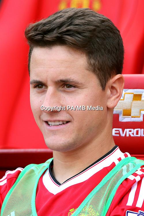 Ander Herrera, Manchester United