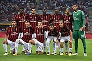 AC Milan v U Craiova - 3 Aug 2017