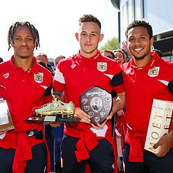 Bristol City v Sheffield United - Post Match presentations