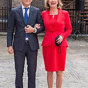NLD/Den Haag/20190917 - Prinsjesdag 2019, Cora van Nieuwenhuizen en partner