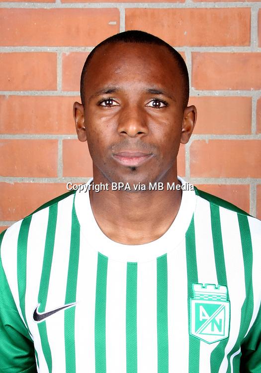 Colombia League - Postobom Liga 2014-2015 -<br /> Club Atletico Nacional Medellin - Colombia / <br /> Juan David Valencia