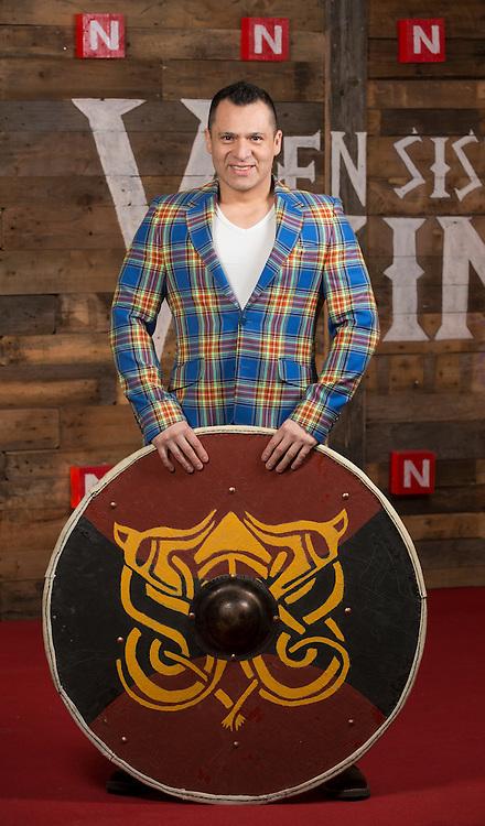 OSLO,  20140210:  Den siste Viking er en ny realityserie fra TVNorge. Per Erik Berger.  FOTO: TOM HANSEN