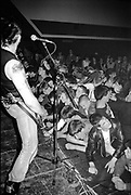 Band Onstage,London, UK, 1980s.