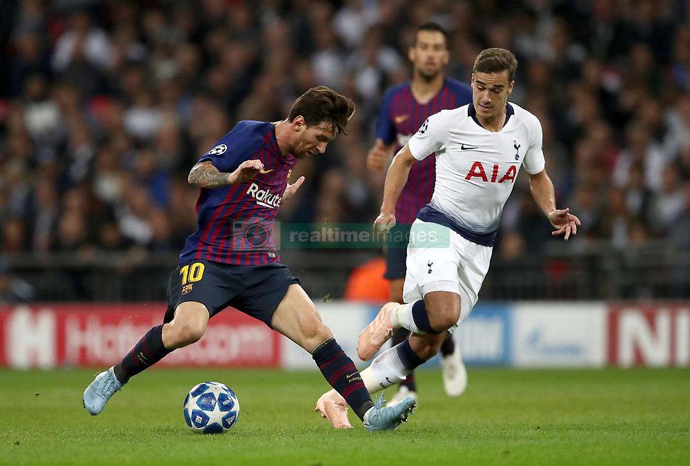 صور مباراة : توتنهام - برشلونة 2-4 ( 03-10-2018 )  38927716