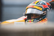April 5-7, 2019: IndyCar Grand Prix of Alabama, Ryan Hunter-Reay, Andretti Autosport