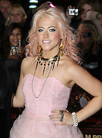 Amelia Lily The Twilight Saga: Breaking Dawn Part 1 UK Premiere, Westfield Startford City, London, UK. 16 November 2011. Contact rich@pictured.com +44 07941 079620 (Picture by Richard Goldschmidt)