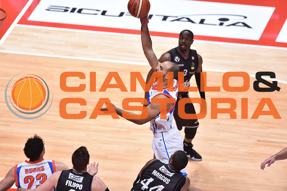 PERRY ELLIS<br /> SEGAFREDO VIRTUS BOLOGNA - RED OCTOBER CANTU<br /> BOLOGNA, 07/04/2018<br /> Foto CIAMILLO