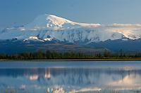 Mount Sanford 16,237ft (4,949m)  Wrangell-St. Elias National Park Alaska