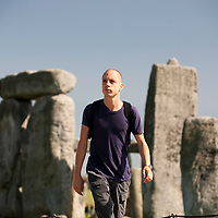 April 2011 - Wiltshire - Tne Great Stones Way with words by Chris Hatherill and Pics by Steve Morgan - Stonehenge