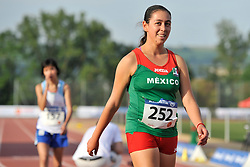 03/08/2017; Muro Padilla, Lucia Fernanda, T38, MEX at 2017 World Para Athletics Junior Championships, Nottwil, Switzerland