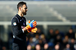 January 21, 2018 - Bergamo, Italy - Etrit Berisha of Atalanta  during the Italian Serie A football match Atalanta Vs Napoli on January 21, 2018 at the 'Atleti Azzurri d'Italia Stadium' in Bergamo. (Credit Image: © Matteo Ciambelli/NurPhoto via ZUMA Press)