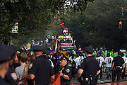 Atmosphere at the 42nd Annual West Indian Day Carnival  held along Eastern Parkway on September 7, 2009 in Brooklyn, NY