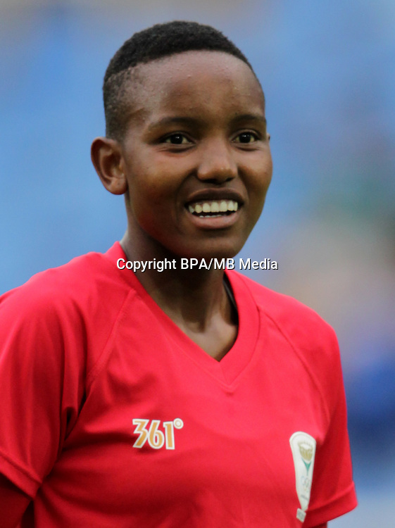 Fifa Woman's Tournament - Olympic Games Rio 2016 -  <br /> South Africa National Team - <br /> Andile DLAMINI