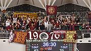 DESCRIZIONE : Campionato 2014/15 Virtus Acea Roma - Umana Reyer Venezia<br /> GIOCATORE : Panthers Venezia<br /> CATEGORIA : Ultras Tifosi Spettatori Pubblico<br /> SQUADRA : Umana Reyer Venezia<br /> EVENTO : LegaBasket Serie A Beko 2014/2015<br /> GARA : Virtus Acea Roma - Umana Reyer Venezia<br /> DATA : 01/02/2015<br /> SPORT : Pallacanestro <br /> AUTORE : Agenzia Ciamillo-Castoria/GiulioCiamillo<br /> Predefinita :