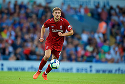 BLACKBURN, ENGLAND - Thursday, July 19, 2018: Liverpool's Nathaniel Phillips during a preseason friendly match between Blackburn Rovers FC and Liverpool FC at Ewood Park. (Pic by David Rawcliffe/Propaganda)